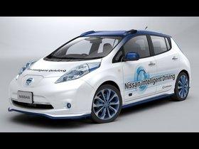 Ver foto 1 de Nissan Leaf Autonomous Drive Prototype 2015