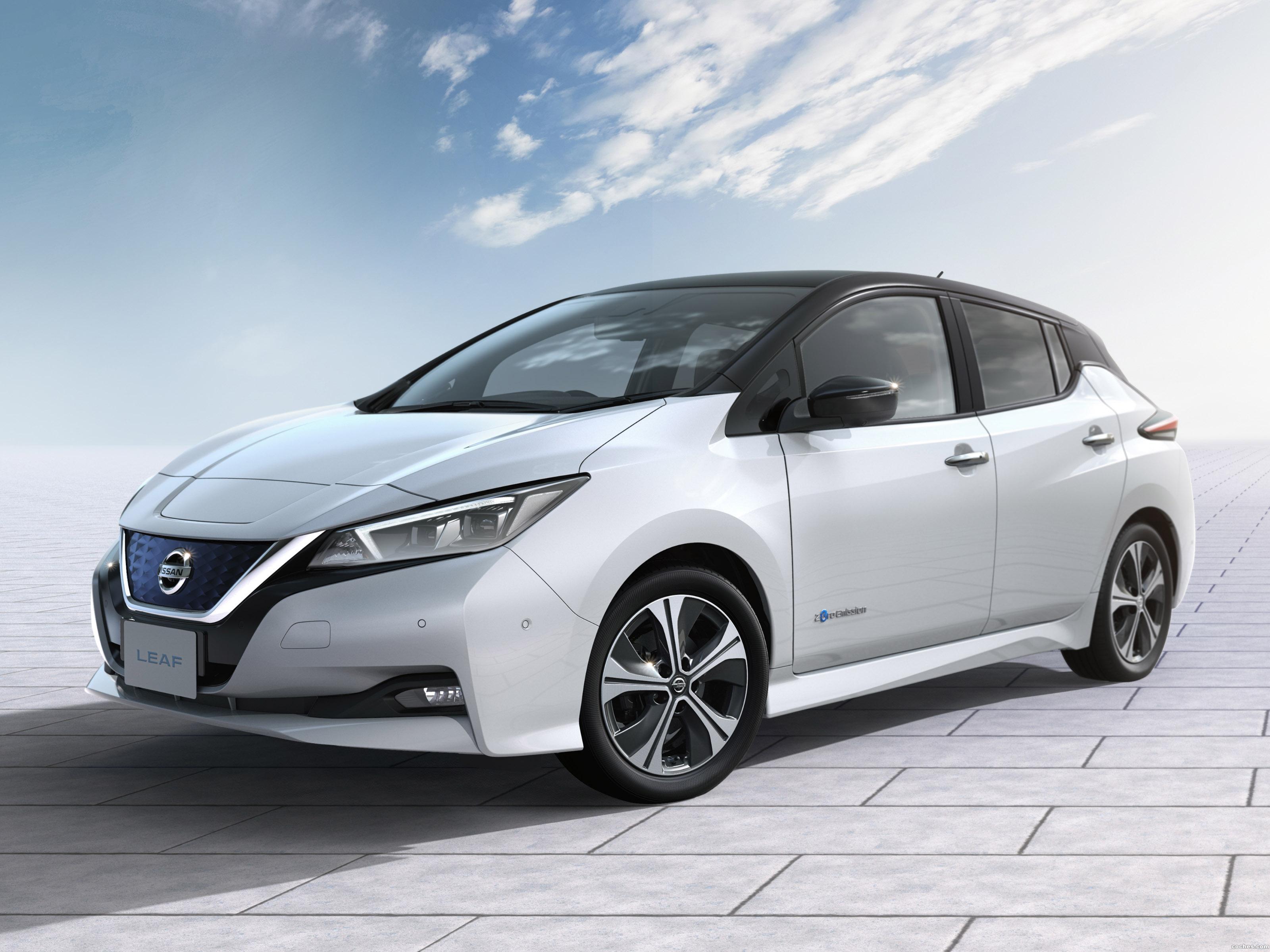 Foto 10 de Nissan Leaf Japan 2018