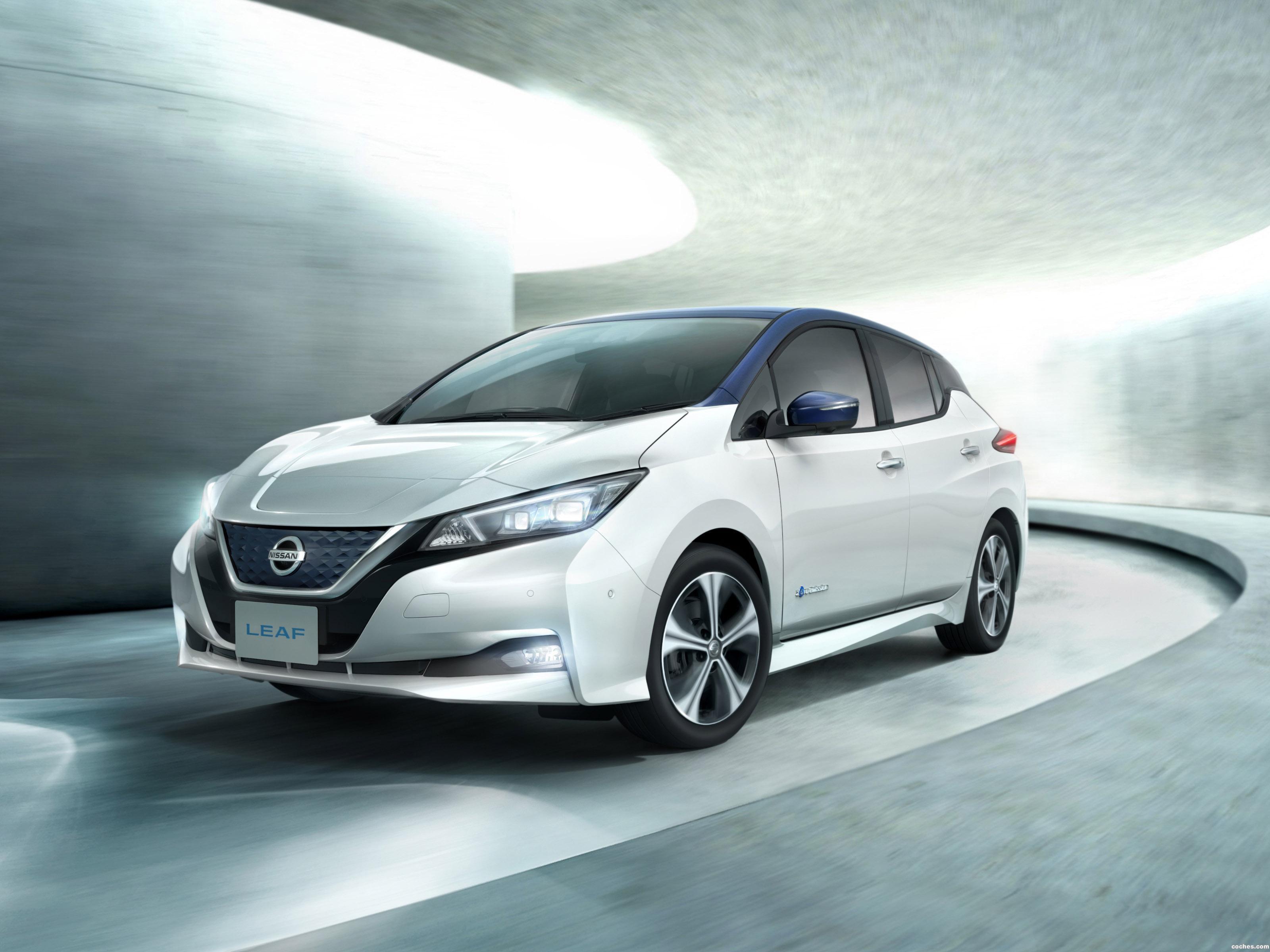 Foto 7 de Nissan Leaf Japan 2018