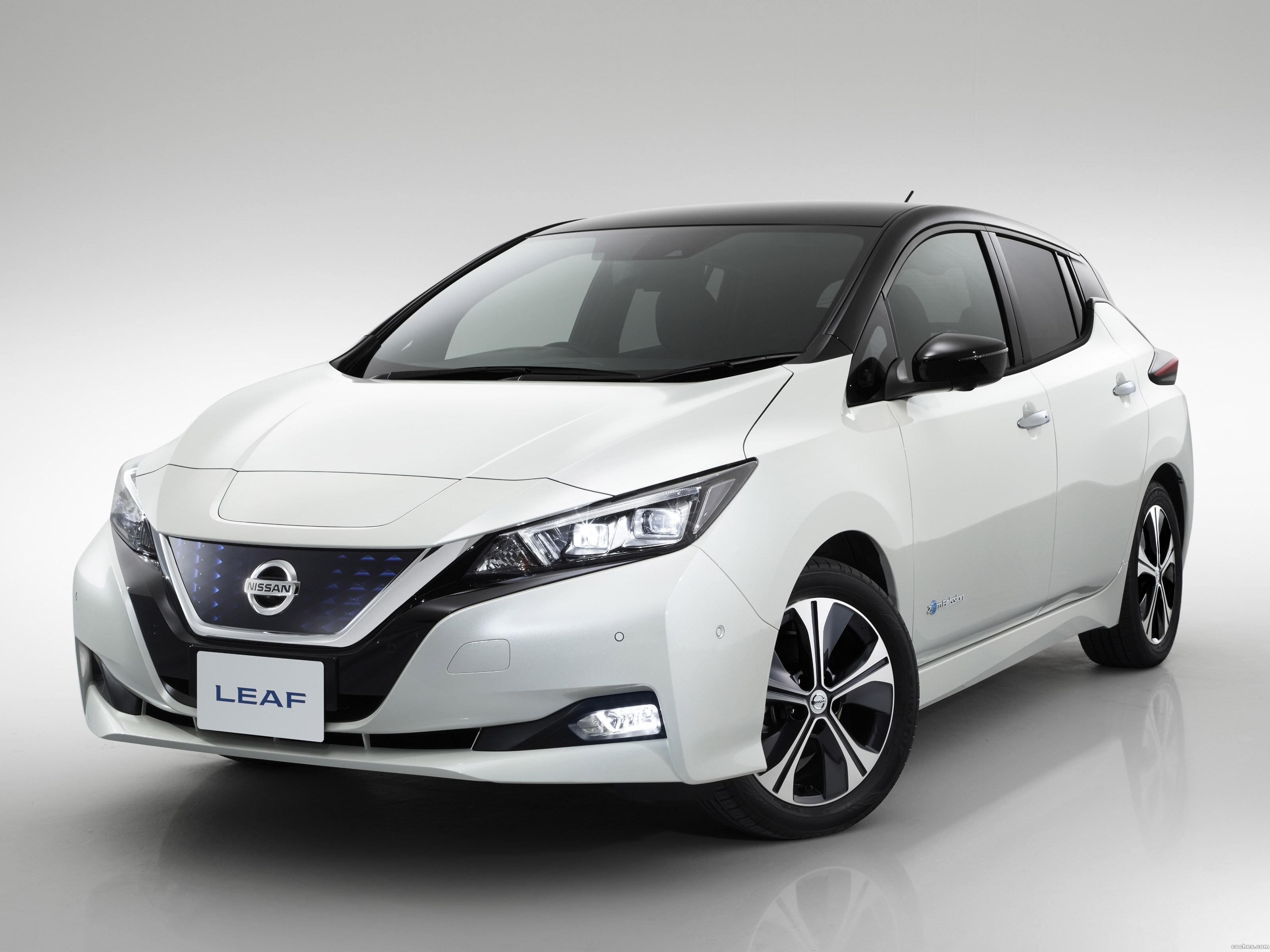 Foto 0 de Nissan Leaf Japan 2018