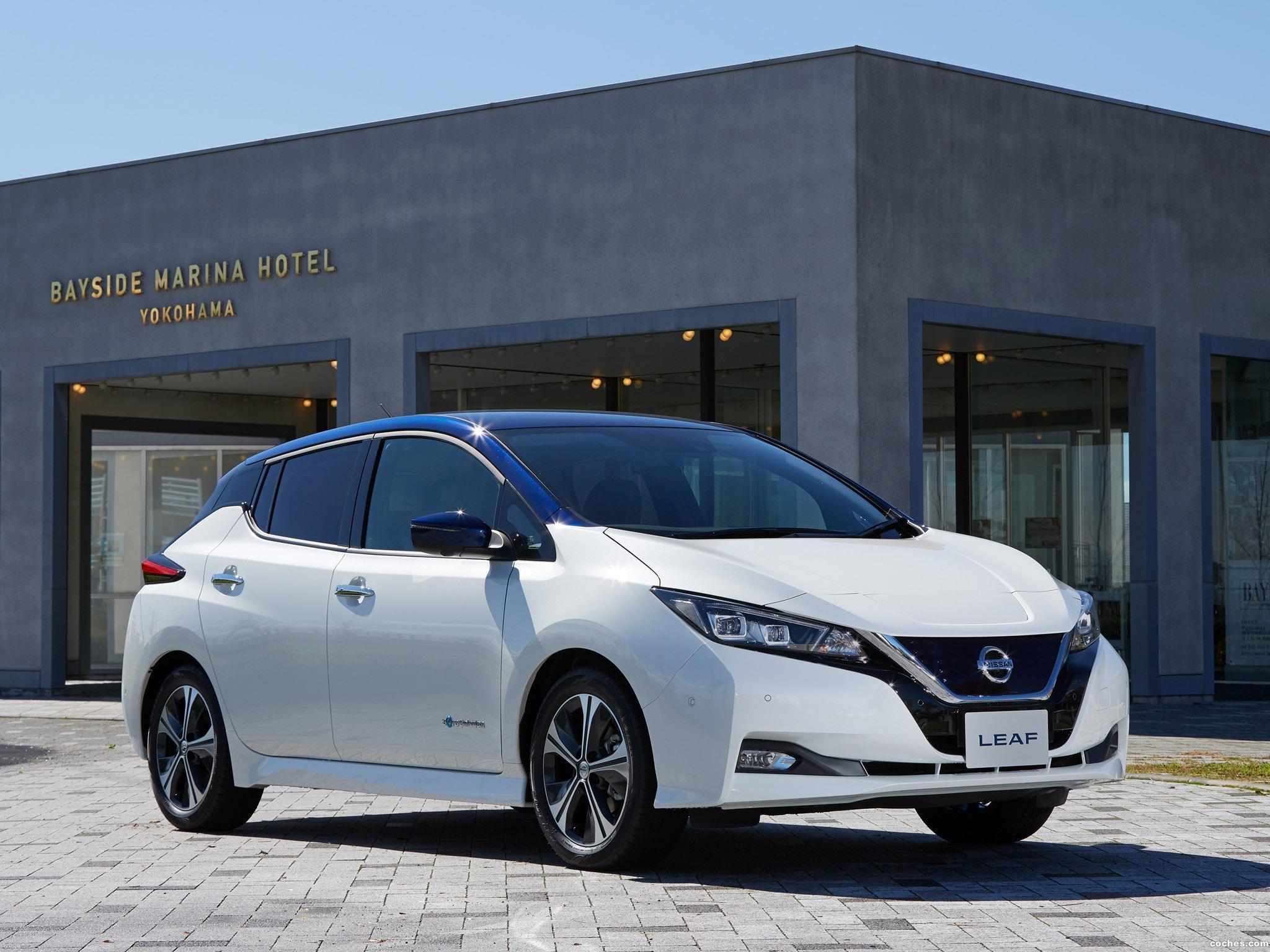 Foto 24 de Nissan Leaf Japan 2018