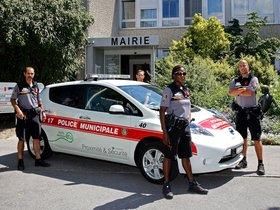 Ver foto 4 de Nissan Leaf Swiss Police Car 2013