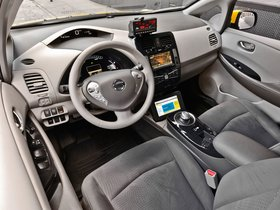 Ver foto 8 de Nissan Leaf Taxi USA 2013