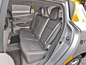 Ver foto 7 de Nissan Leaf Taxi USA 2013