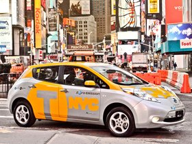 Ver foto 5 de Nissan Leaf Taxi USA 2013