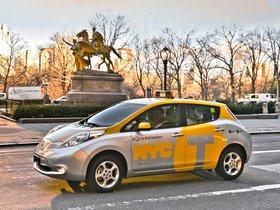 Ver foto 4 de Nissan Leaf Taxi USA 2013