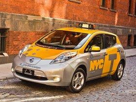 Ver foto 1 de Nissan Leaf Taxi USA 2013