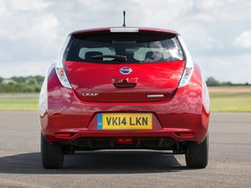 Ver foto 21 de Nissan Leaf UK 2013