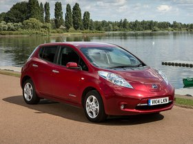 Ver foto 18 de Nissan Leaf UK 2013