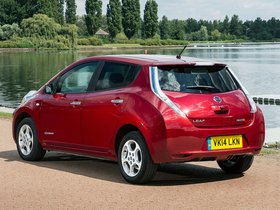 Ver foto 17 de Nissan Leaf UK 2013