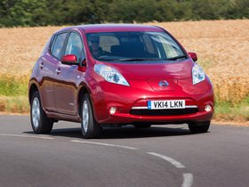 Ver foto 15 de Nissan Leaf UK 2013