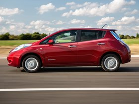 Ver foto 14 de Nissan Leaf UK 2013