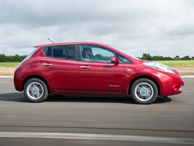 Ver foto 13 de Nissan Leaf UK 2013