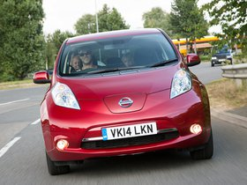 Ver foto 11 de Nissan Leaf UK 2013