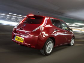 Ver foto 10 de Nissan Leaf UK 2013