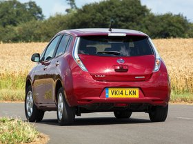 Ver foto 9 de Nissan Leaf UK 2013