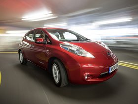 Ver foto 8 de Nissan Leaf UK 2013