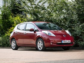 Ver foto 7 de Nissan Leaf UK 2013
