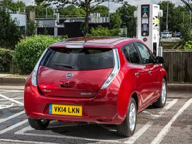 Ver foto 6 de Nissan Leaf UK 2013