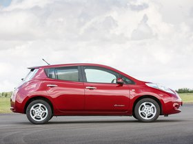 Ver foto 4 de Nissan Leaf UK 2013