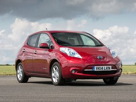 Ver foto 3 de Nissan Leaf UK 2013