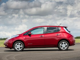 Ver foto 2 de Nissan Leaf UK 2013