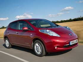 Ver foto 1 de Nissan Leaf UK 2013