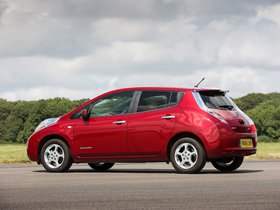 Ver foto 24 de Nissan Leaf UK 2013