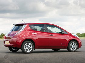 Ver foto 23 de Nissan Leaf UK 2013