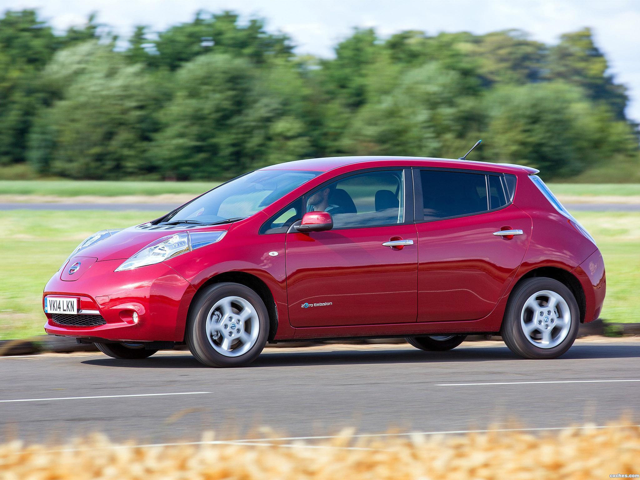 Foto 11 de Nissan Leaf UK 2013