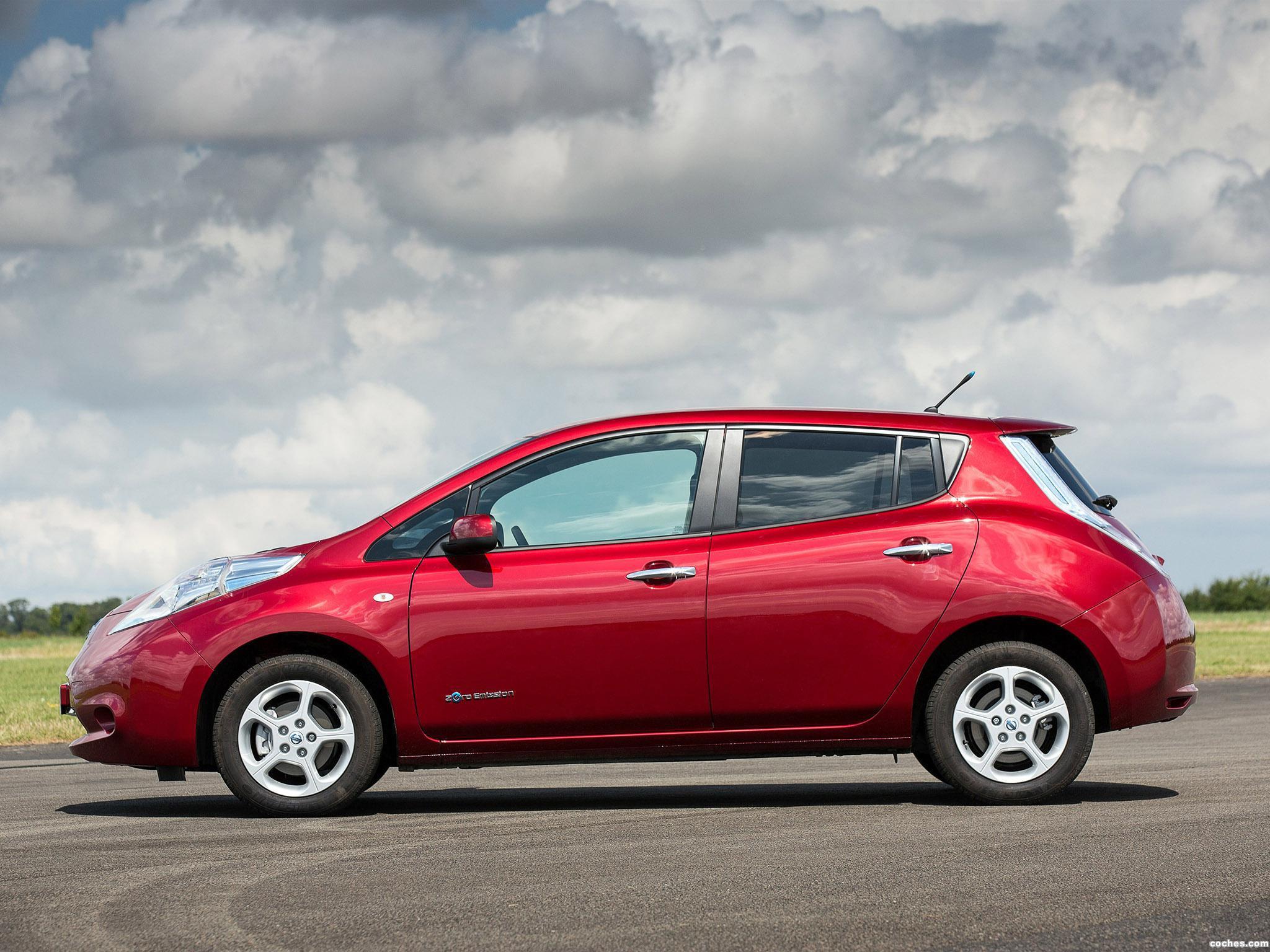 Foto 1 de Nissan Leaf UK 2013