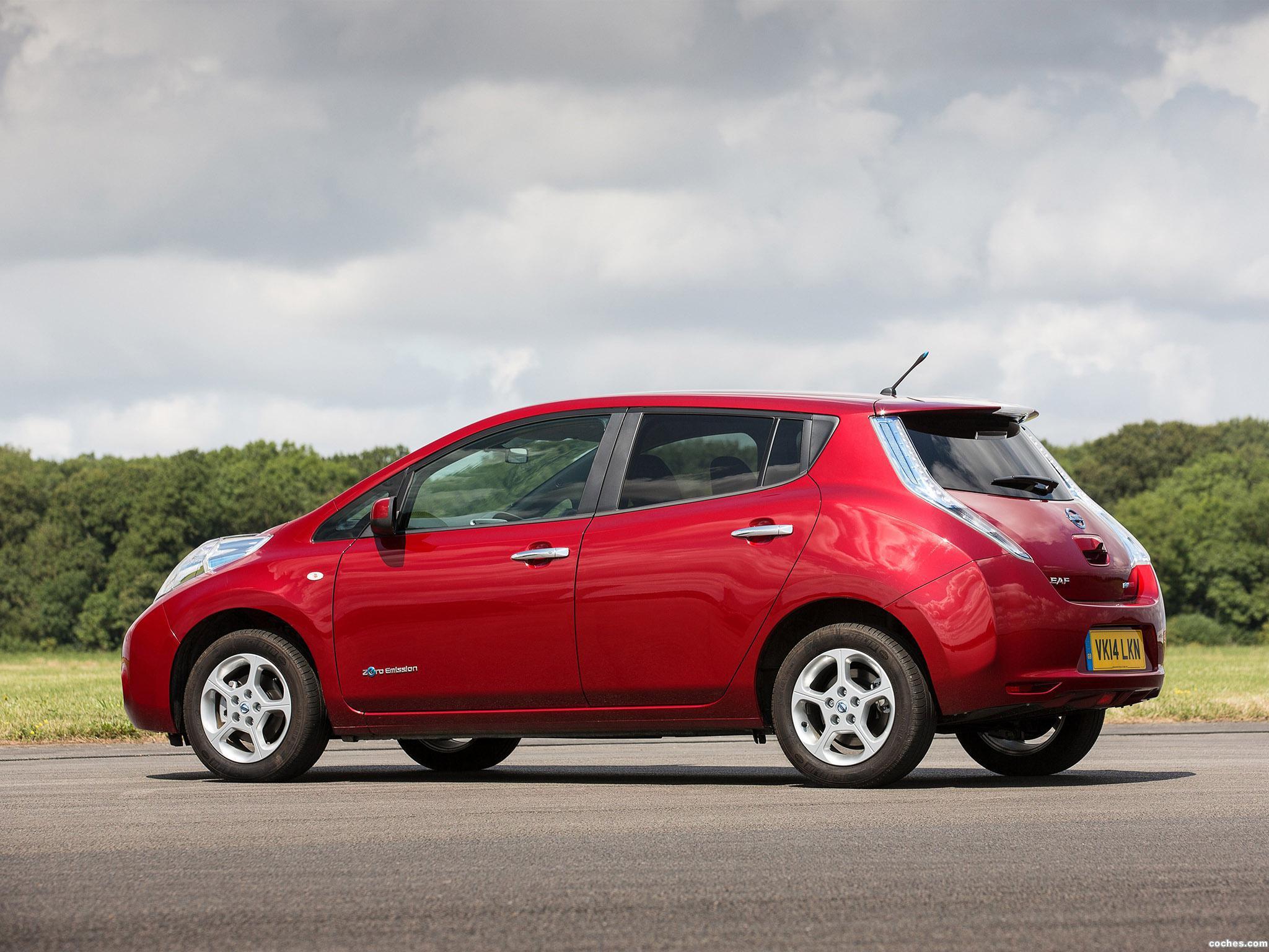 Foto 23 de Nissan Leaf UK 2013