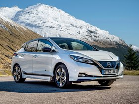 Fotos de Nissan Leaf UK 2018