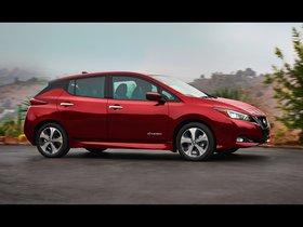 Ver foto 3 de Nissan Leaf USA 2018
