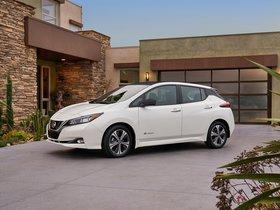 Fotos de Nissan Leaf USA 2018
