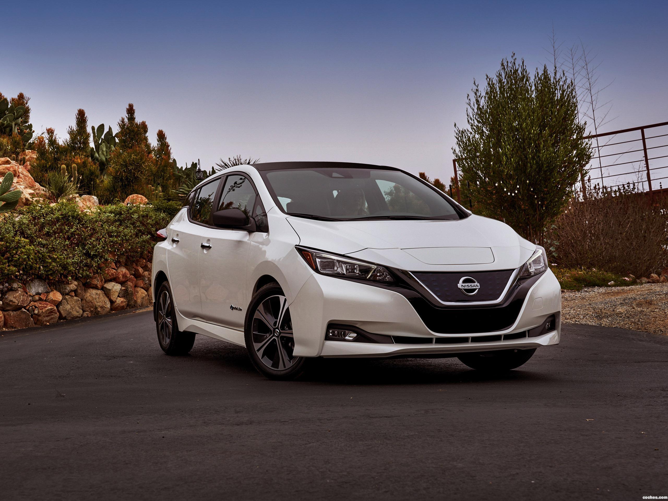 Foto 0 de Nissan Leaf USA 2018