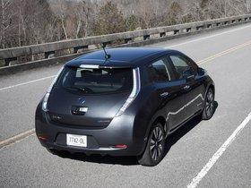 Ver foto 4 de Nissan Leaf USA 2014