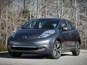Ver foto 3 de Nissan Leaf USA 2014