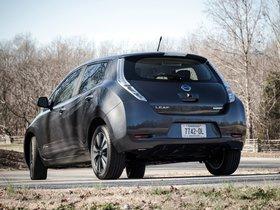 Ver foto 2 de Nissan Leaf USA 2014