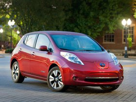 Ver foto 1 de Nissan Leaf USA 2014