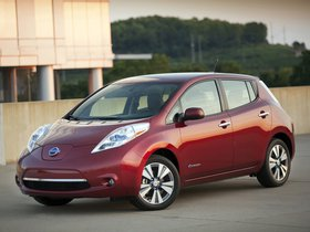 Ver foto 8 de Nissan Leaf USA 2014