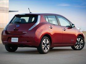 Ver foto 7 de Nissan Leaf USA 2014