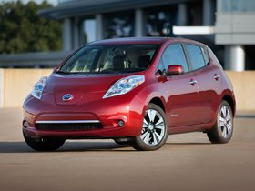 Ver foto 6 de Nissan Leaf USA 2014
