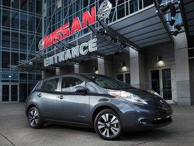 Ver foto 5 de Nissan Leaf USA 2014