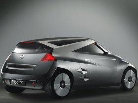 Ver foto 4 de Nissan MIXIM Concept 2007