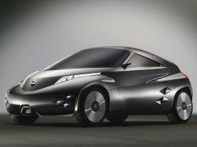 Ver foto 2 de Nissan MIXIM Concept 2007