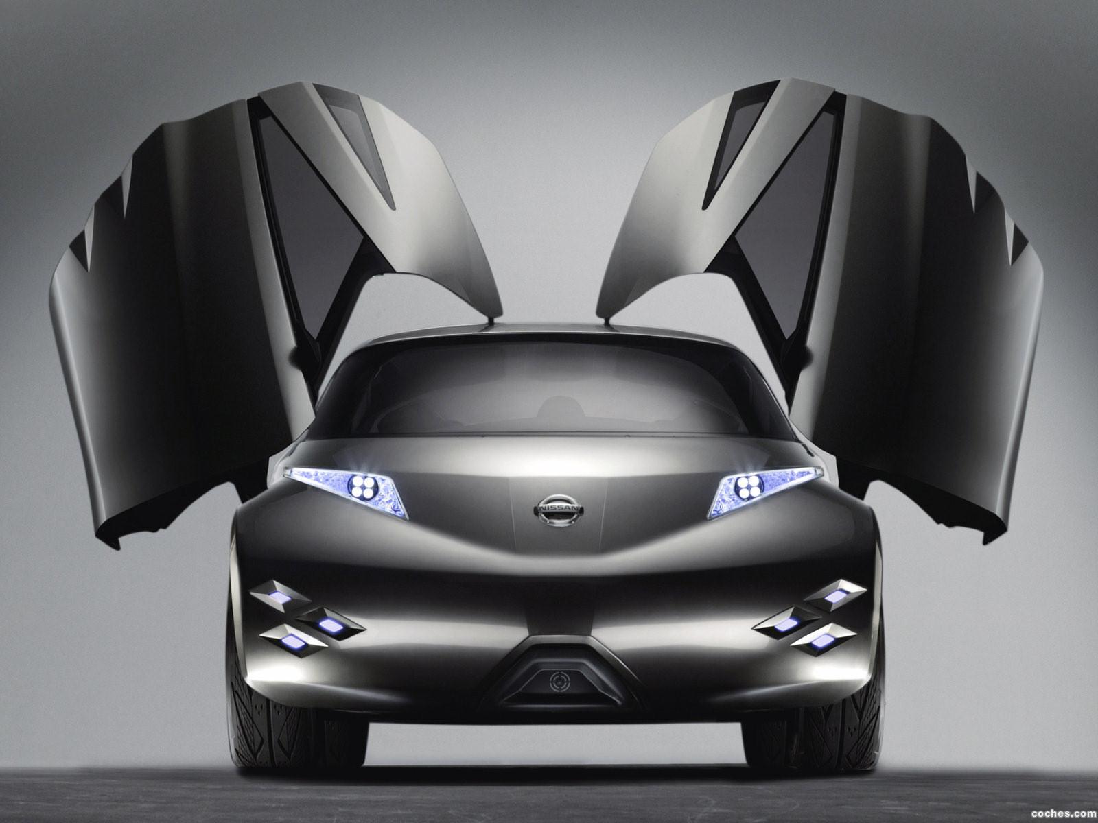 Foto 0 de Nissan MIXIM Concept 2007