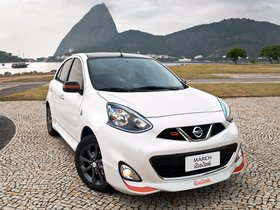 Ver foto 7 de Nissan March Rio 2016