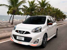 Ver foto 3 de Nissan March Rio 2016