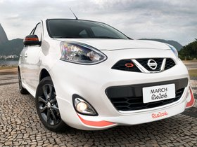 Ver foto 1 de Nissan March Rio 2016